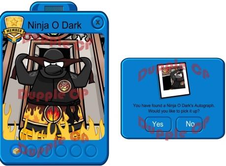 Ninja O Dark